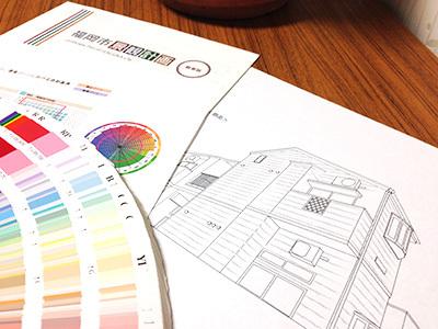 上辺だけではない最適な色の提案を致します